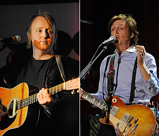 James McCartney 'happy' to form Beatles' sons band