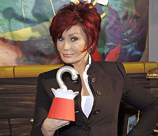 Sharon Osbourne: I'll be a 'nightmare' grandmother