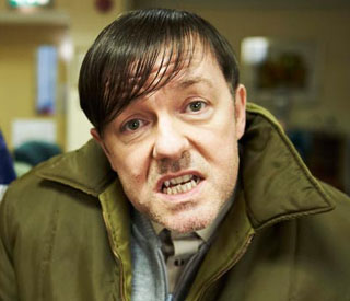 Ricky Gervais defends new character 'Derek'