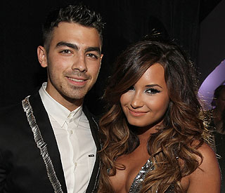 Demi Lovato: 'Nothing romantic' with ex Joe Jonas