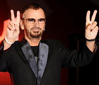 Ringo Starr: I still get stage fright 50 years on