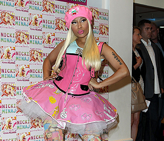 Nicki Minaj turned down 'X Factor USA' job