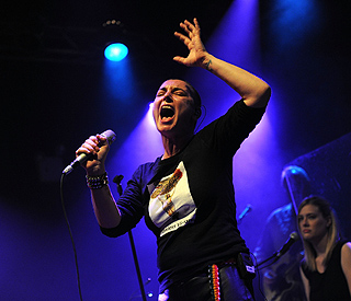 Sinead O'Connor cancels her 2012 tour