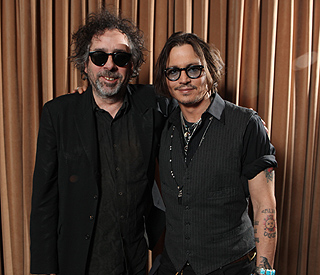 Tim Burton reveals he is lifelong 'Dark Shadows' fan