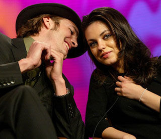 Mila Kunis: Ashton and I are just friends