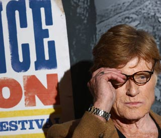 Robert Redford doesn't share PM's 'narrow' film views