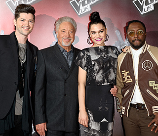 'The Voice' judges set to return for series two