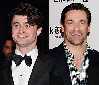 Daniel Radcliffe to play young Jon Hamm in drama