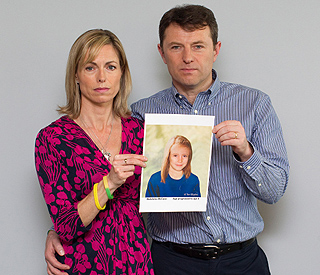 McCanns twins want to look for Madeleine