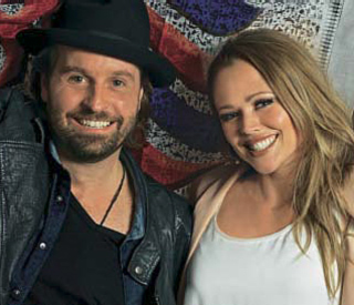 Exclusive: Kimberley and Alfie record Team GB song