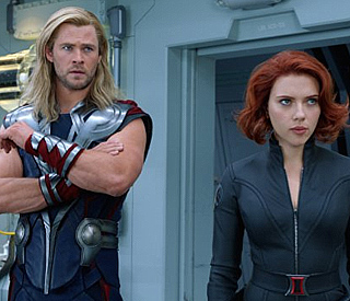 'The Avengers' breaks box office records in first week