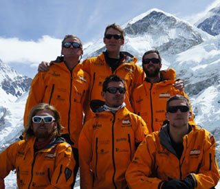 Prince Harry's charity call off Mount Everest trek