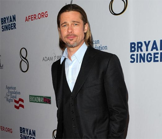 Brad Pitt lands his most stylish role yet