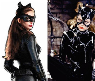 Michelle Pfeiffer: Anne will be awsome as Catwoman