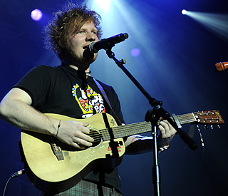 Ed Sheeran assures fans he is not going to rehab