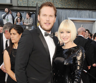 Anna Faris expecting first baby in the autumn