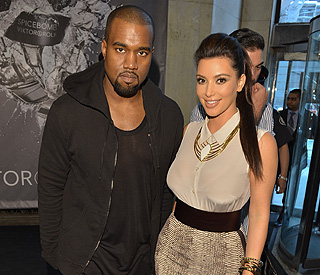 Kim and Kanye send crowds 'wild' in Canada