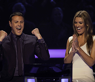 Paddy McGuinness wants to be a millionaire