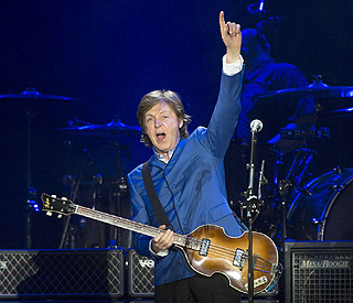 Sir Paul: 'Mexico brought Beatlemania memories back'