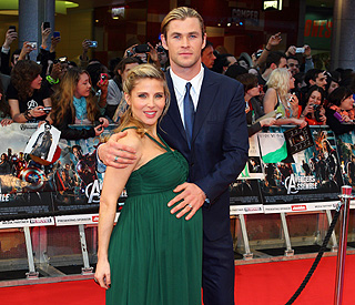 Baby girl for Chris Hemsworth and Elsa Pataky