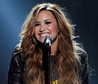 Demi Lovato signs up for 'The X Factor USA'