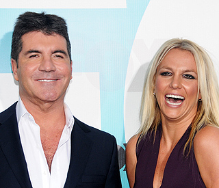Simon defends his new 'X Factor' judge Britney