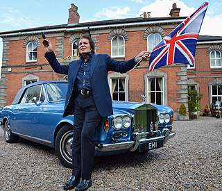 Engelbert Humperdinck ready for Eurovision