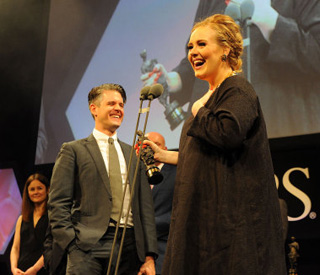 Adele's double win at the Ivor Novello Awards