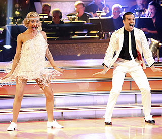 Katherine Jenkins misses out on 'Dancing' title