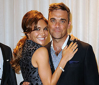 Robbie Williams can't wait for kick about with son