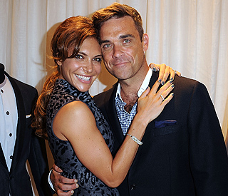 Robbie 'overjoyed and terrified' at becoming a dad