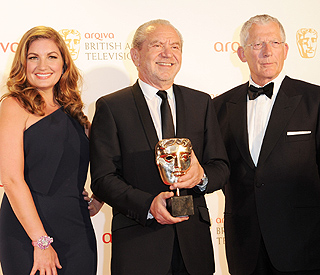 Lord Sugar reveals: 'No more 'Celebrity Apprentice''