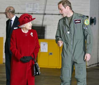 The Queen's amazing birthday gift for Prince William
