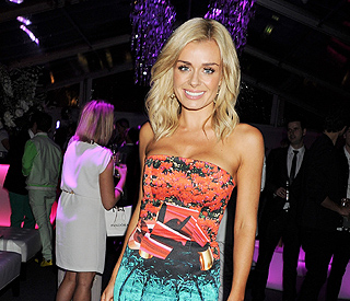 Katherine Jenkins insists she is staying put in UK