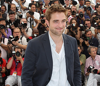 Robert Pattinson denies 'Hunger Games' role