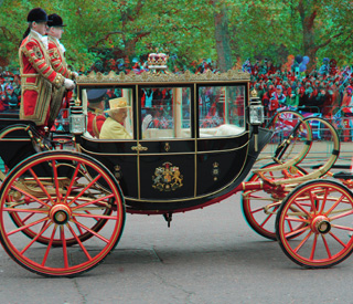 Diamond Jubilee: Queen heads for thanksgiving service