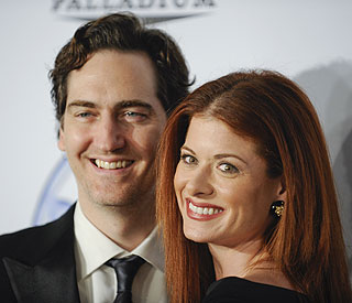 Actress Debra Messing files for divorce