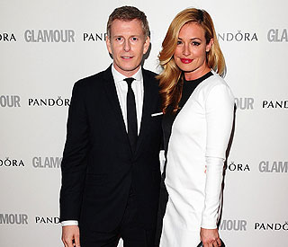Cat Deeley has 'seen the light' with new man Patrick