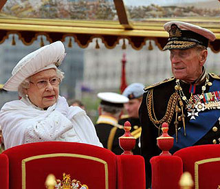 Prince Philip's condition has 'improved considerably'