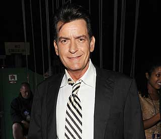 Charlie Sheen admits he was 'in denial'