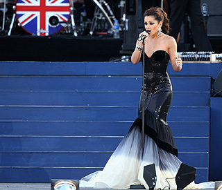 Cheryl Cole: 'I'm no Mariah Carey'