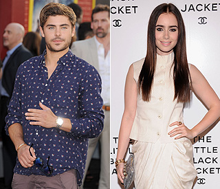 Zac Efron and Lily Collins romance 'fizzles out'