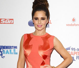 Life's a caberet for Cheryl Cole in Paris
