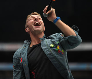 Coldplay: We're too ugly to be Take That