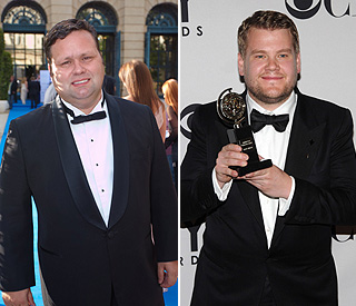 James Corden to play 'BGT' winner Paul Potts