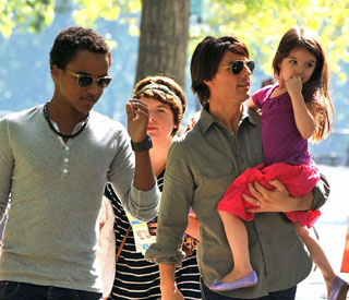 No more children for Tom Cruise and Katie Holmes