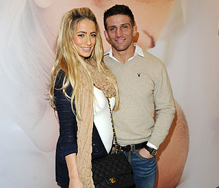 It's a girl for Chantelle Houghton and Alex Reid
