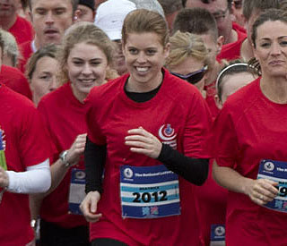 Princess Beatrice to welcome Olympic torch in Leeds