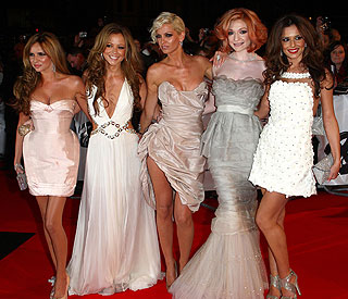 Girls Aloud musical would be 'amazing', says Cheryl