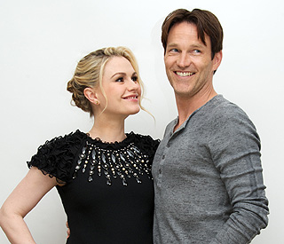 Anna Paquin expecting twins with Stephen Moyer